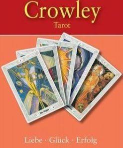 Crowley Tarot - 78 carti
