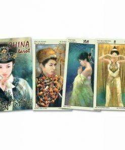 China Tarot - 78 carti - lb romana
