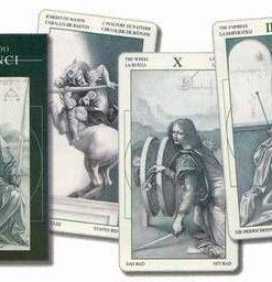 Leonardo Da Vinci Tarot - 78 carti - lb. romana