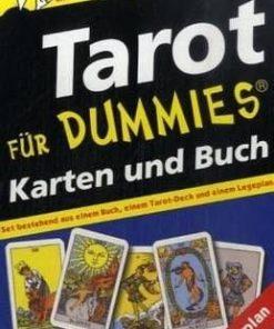 Tarot fŘr Dummies - set de Tarot - 78 carti - limba germana