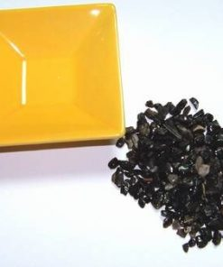 Pliculet cu cristale de turmalina