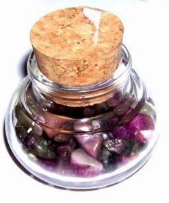Cristale de turmalina multicolora - remediu de sanatate
